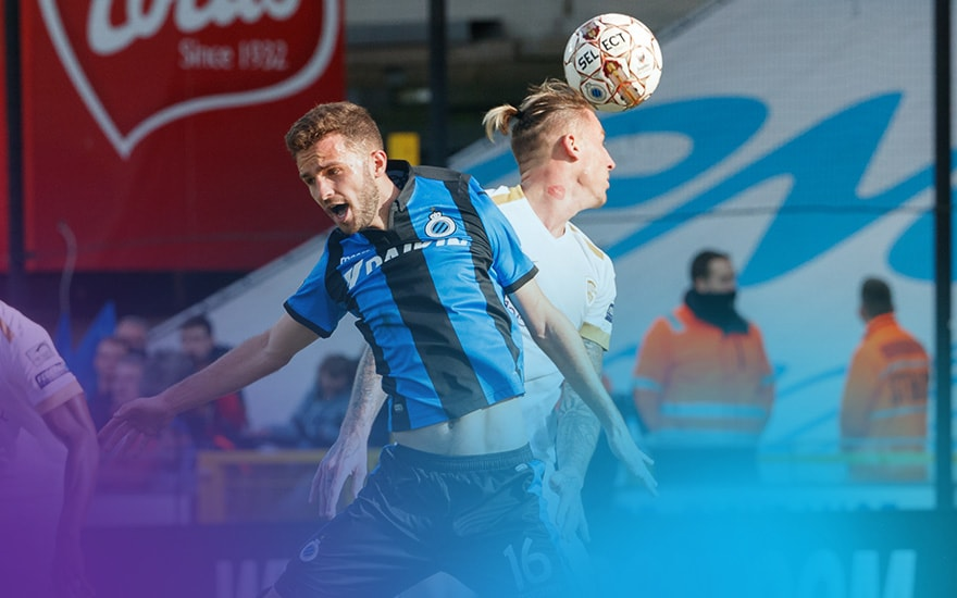 Jupiler Pro League Right From The Start With All Sports Proximus