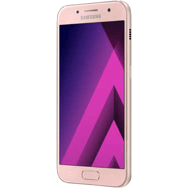 Samsung Galaxy A3 2017 Peach