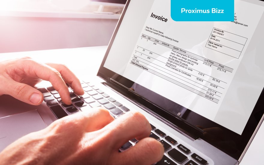 Drafting A Digital Invoice: This Is How You Start  Digital Invoices