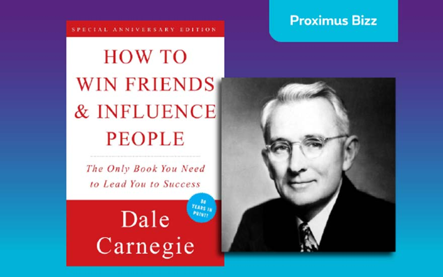 Voor u gelezen: How to Win Friends and Influence People