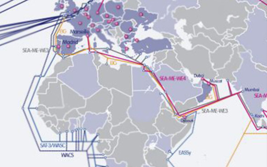 International network à la carte