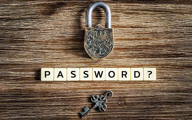5 tips for a strong password