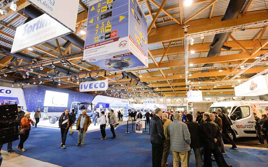 Brussels Expo and the need for new ways of telephony
