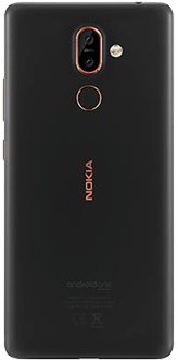 Proximus promo Nokia 7 plus Black