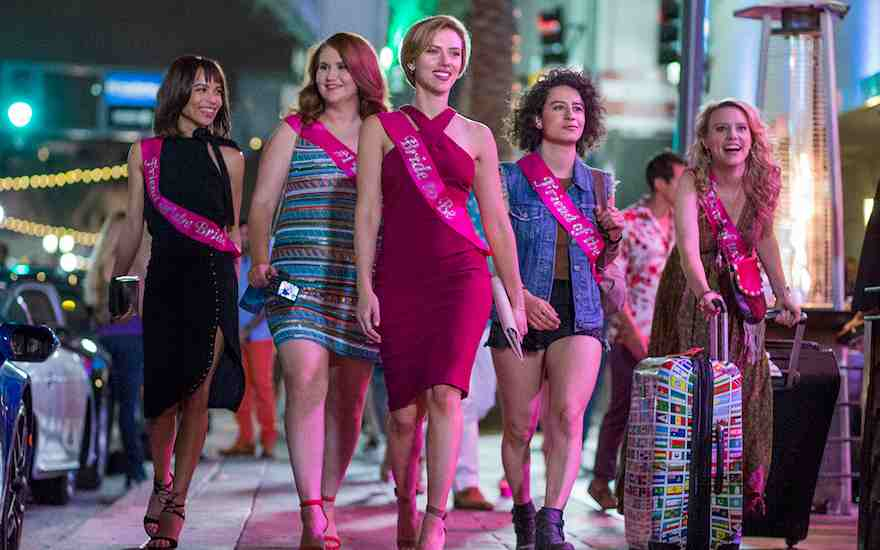 Rough Night: a must see movie with girlfriends