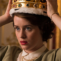 The Crown new on Netflix