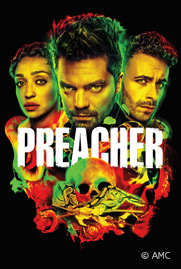 Watch Preacher on Be tv