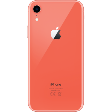 iphone xr 128 gb in coral kaufen