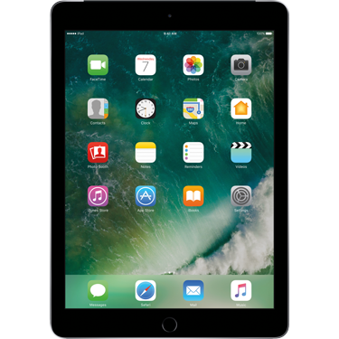 Apple iPad 2017 32GB 4G Silver
