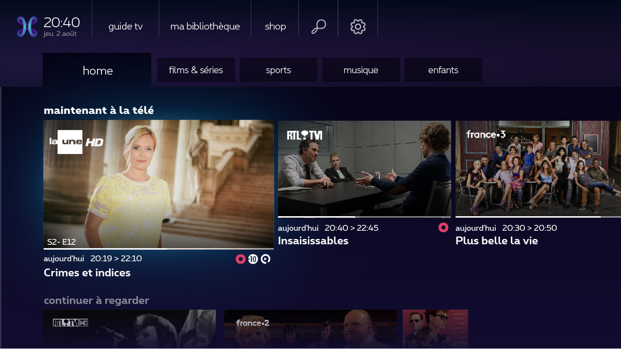 Position Pour Regarder La Télé change the order of the tv channels | proximus