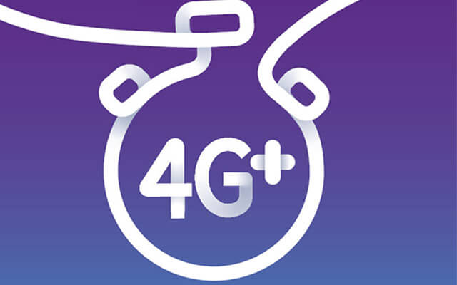 Faster than fast with 4G+