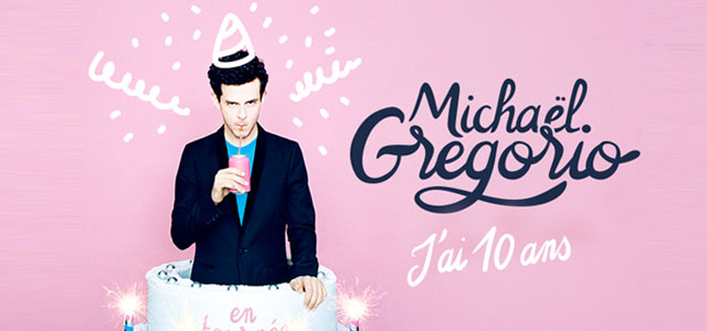 Spectacle exclusif de Michaël Gregorio