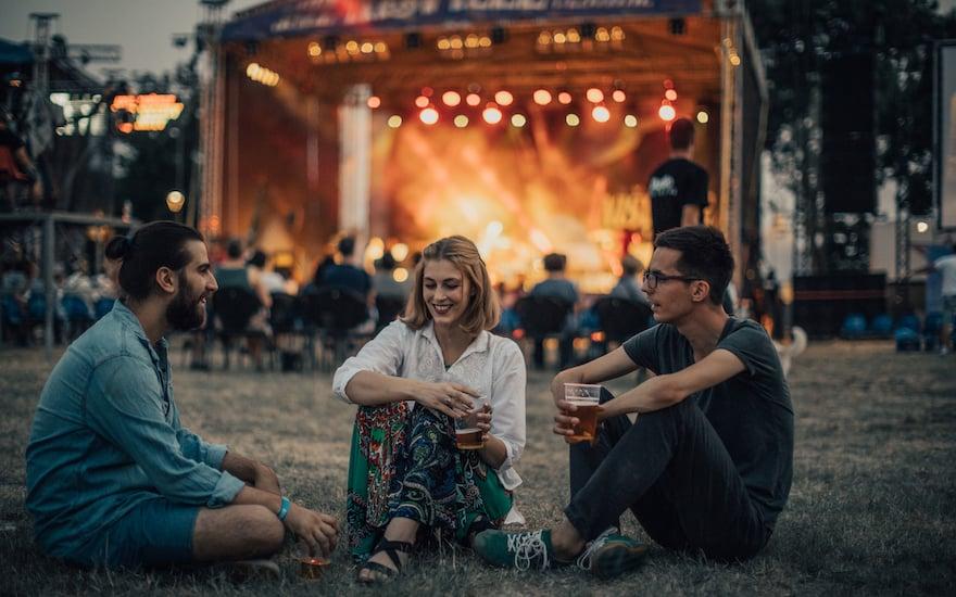 Calendrier Festival.Festivals En Belgique Notre Calendrier De L Ete 2019