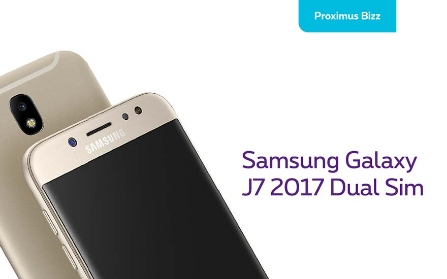 Tested: the Samsung Galaxy J7 2017 Dual Sim