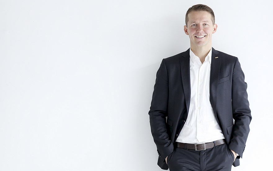 New prospects for Brabantia's CEO Tijn van Elderen