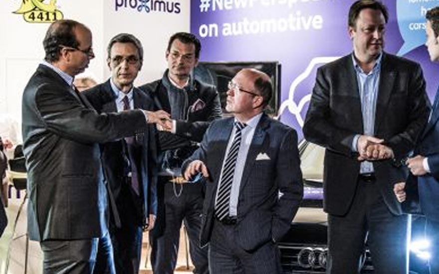 90 minuten over de connected car