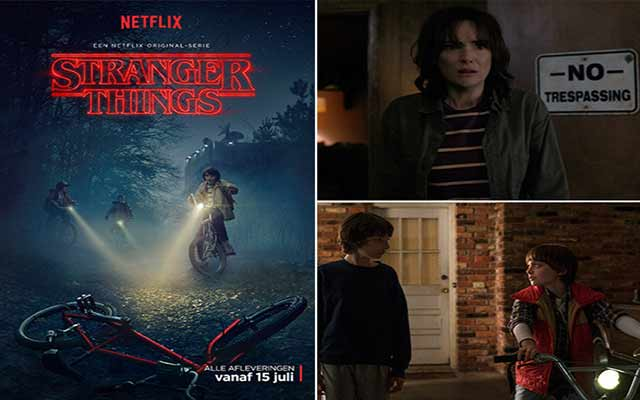 Stranger Things: mysterious and intriguing masterpiece on Netflix