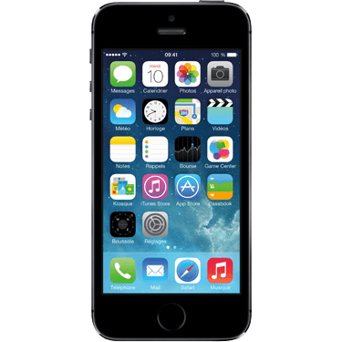 Apple iPhone 5s 16GB Space Grey