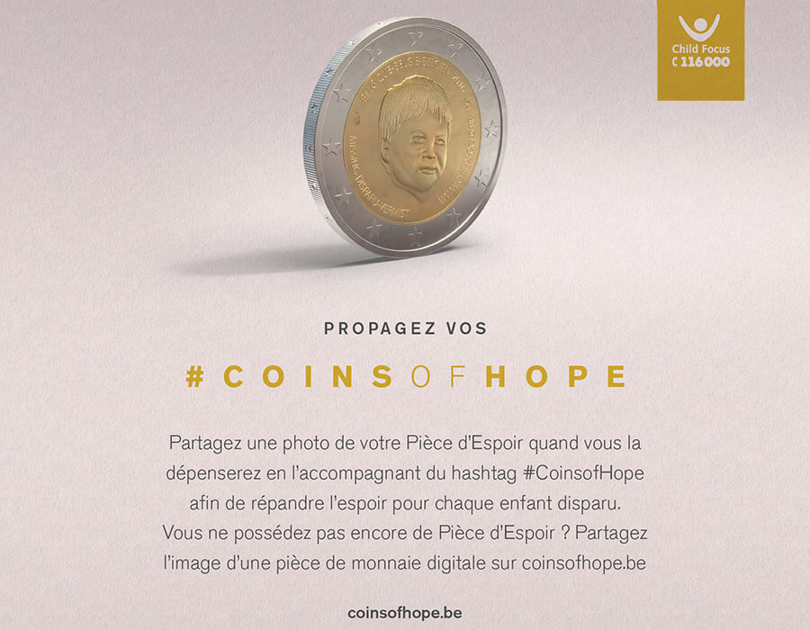Pass on the Coins of Hope