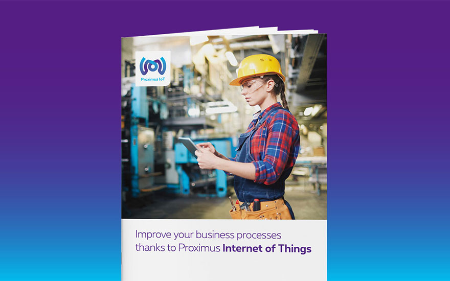 The Internet of Things and Proximus: the possibilities