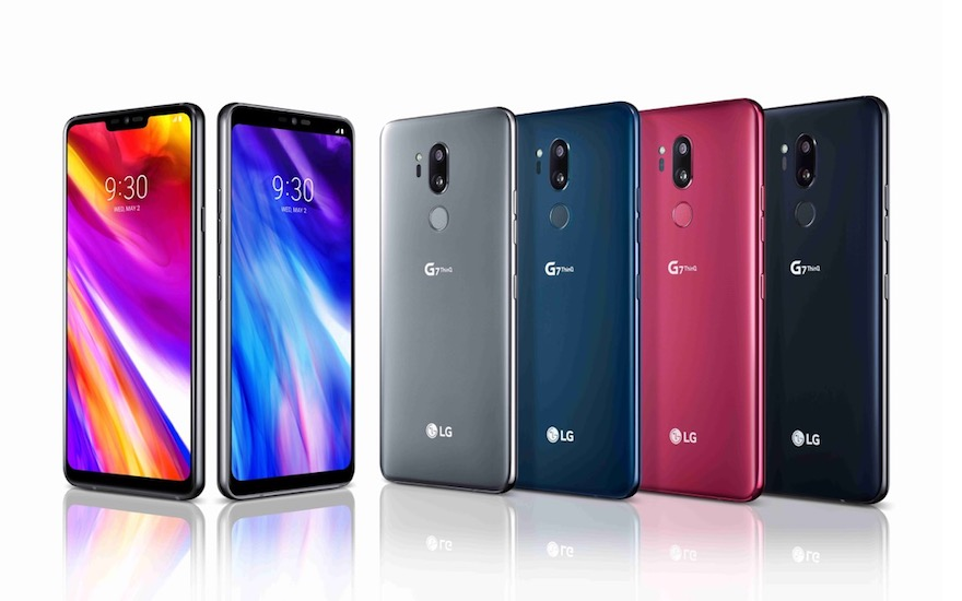 On a testé le nouvel LG G7 ThinQ