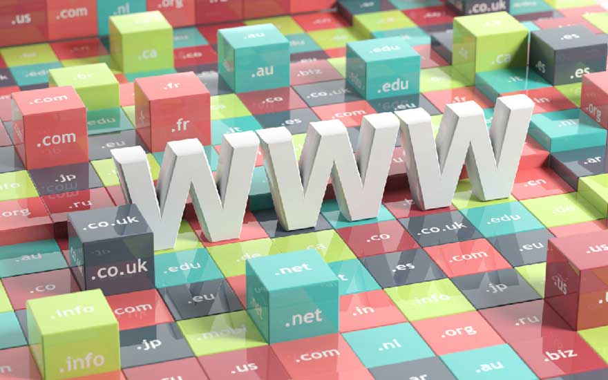 Your domain name: from .be to .expert