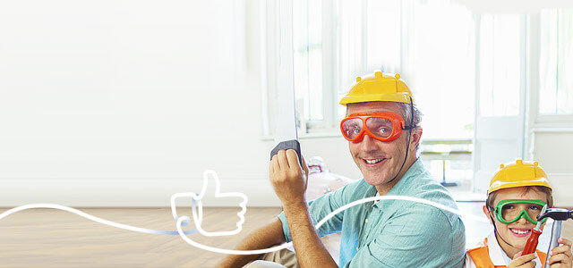 You're building? Provide a connection to the Proximus network. That way you can install Proximus in your new build home.