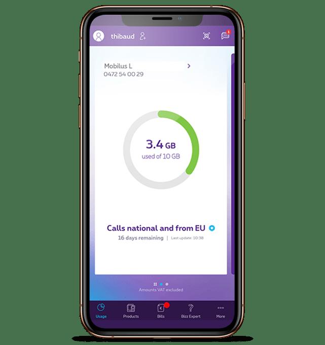 MyProximus-app, zo handig en volledig | Proximus