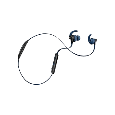 Fresh 'n Rebel Lace Wireless Sports Earbuds Donkerblauw
