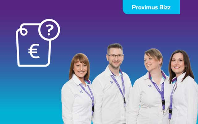 7 FAQs about your Proximus invoice