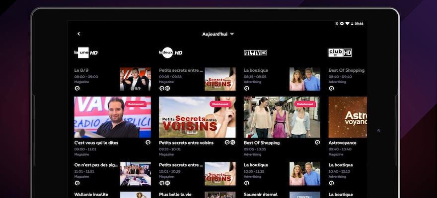 TV TÉLÉCHARGER ON PC GRATUIT BELGACOM
