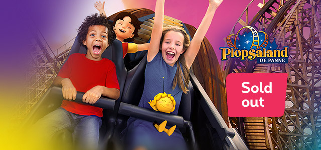 Enjoy a day at Plopsaland De Panne with great discounts. Only for loyal Proximus customers.