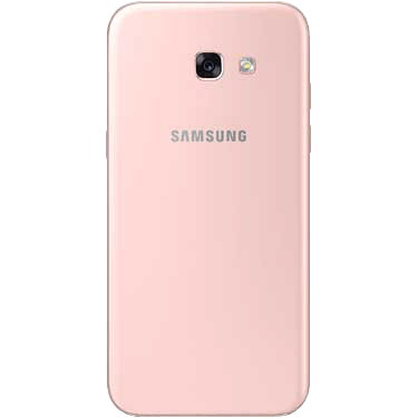 Samsung Galaxy A5 2017 Peach