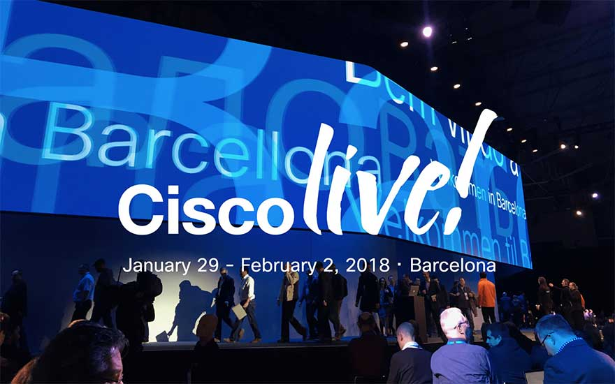 IT Superheroes at Cisco Live Europe 2018
