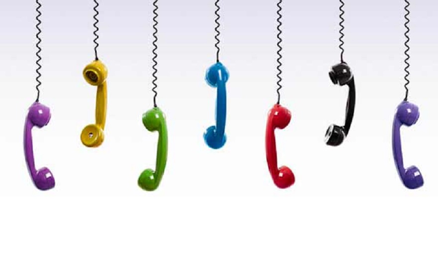 Your favourite communication channel? The telephone