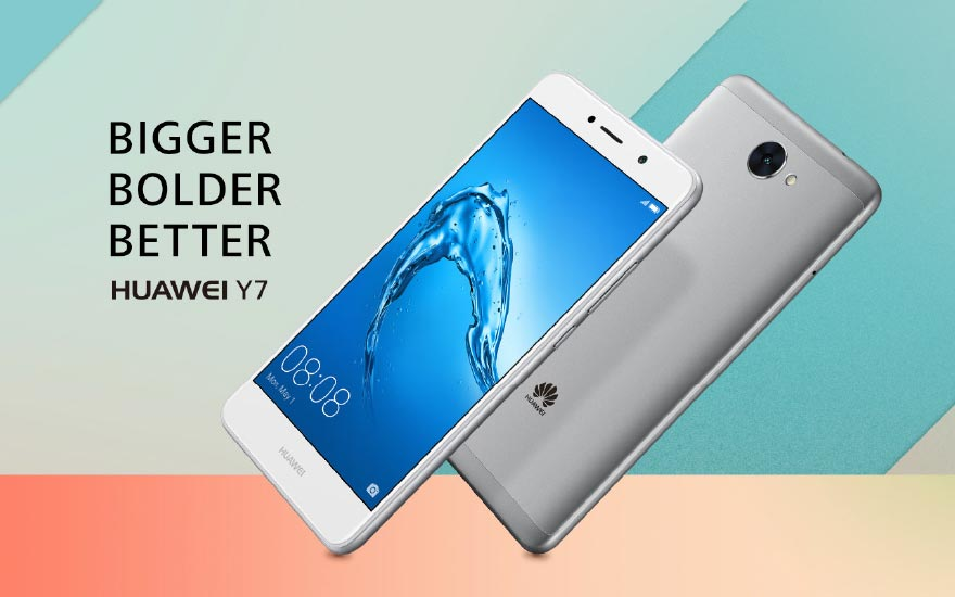 Y6 and Y7: stylish budget business phones from Huawei
