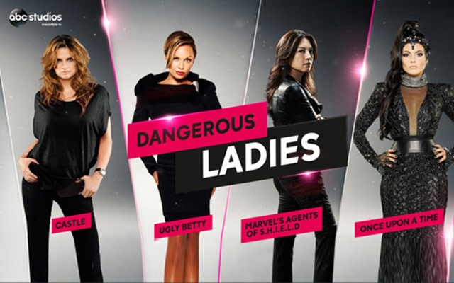 Watch the Dangerous Ladies with the Movies & Series Pass