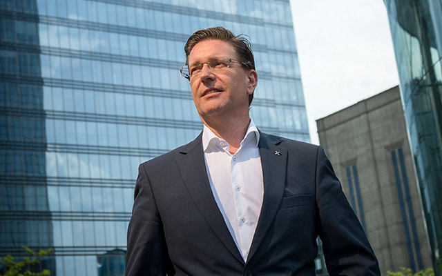 Geert Rottier nouveau Director Corporate Market