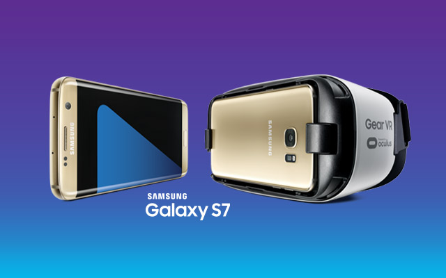 Here it is: The Samsung Galaxy S7!