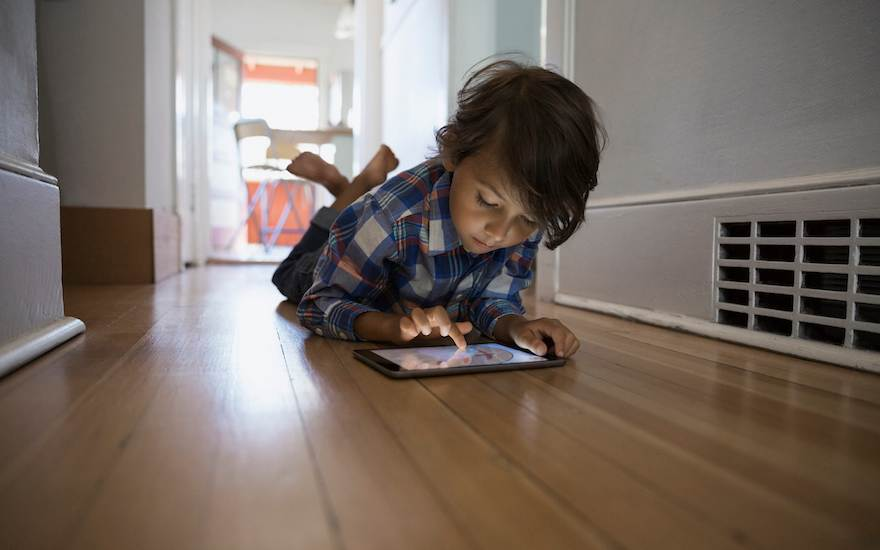 Tablet use by your kids: some useful tips