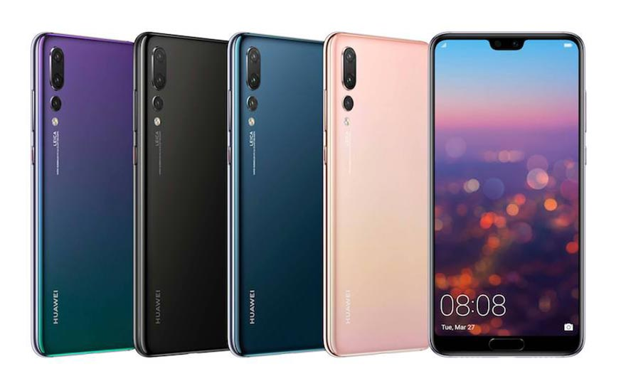 What does the latest Huawei P20 have in store?