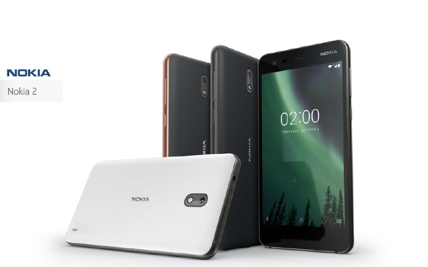 The Nokia 2 tested: no-nonsense at an affordable price