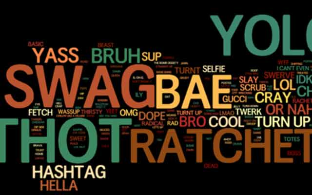 What's with all the acronyms on social media?