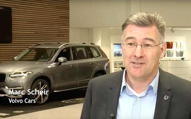Why Volvo cars chose for optical fiber