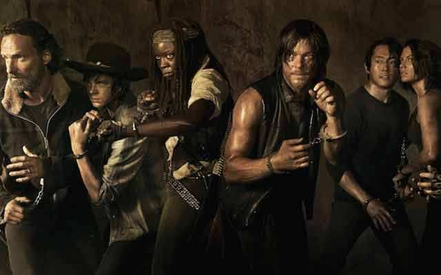 7 reasons why we're fans of The Walking Dead