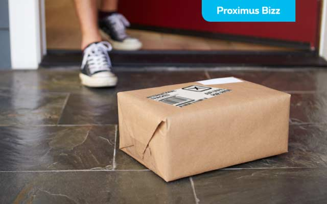 Delivering parcels to customers? We have some tips for you.