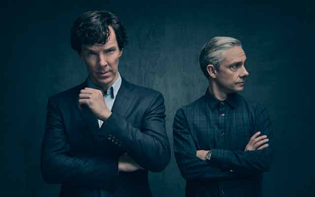 Must-see: season 4 of Sherlock