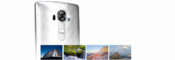 LG G4 Leather Brown | Proximus
