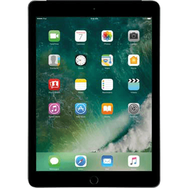 Apple iPad 128GB 4G 2017 Space Grey