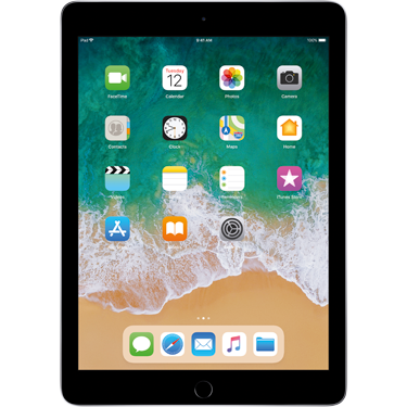 Apple iPad 2018 128GB WiFi Space Grey